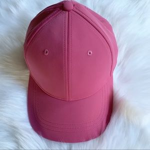 Lululemon baller hat cap one size new LLSH pink